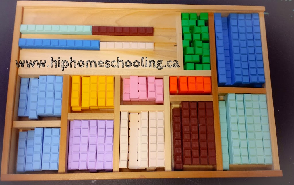 homeschool math curriculum with blocks