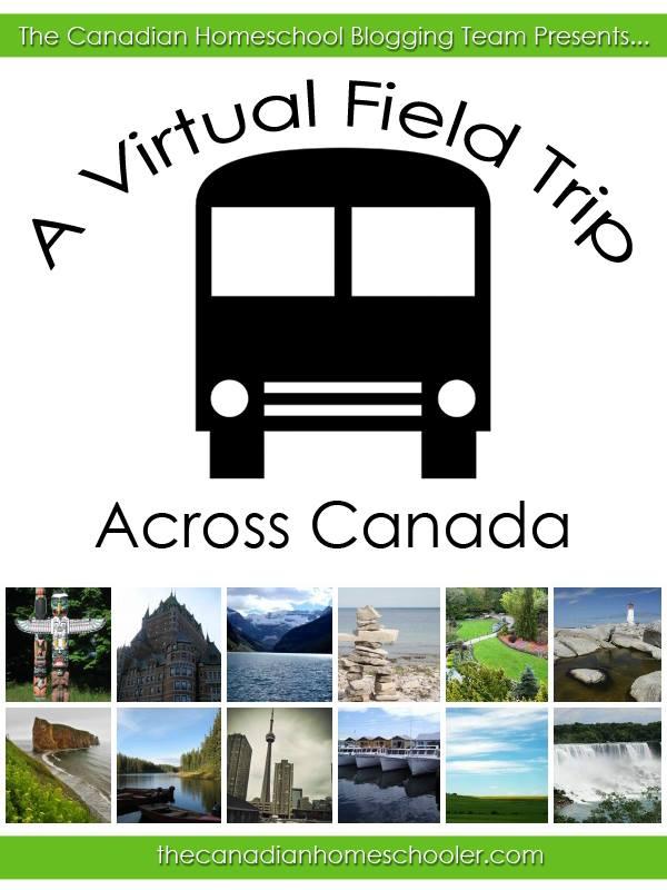A Virtual Field Trip Through Canada