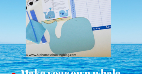 Ocean Unit Study: preschool homeschool curriculum