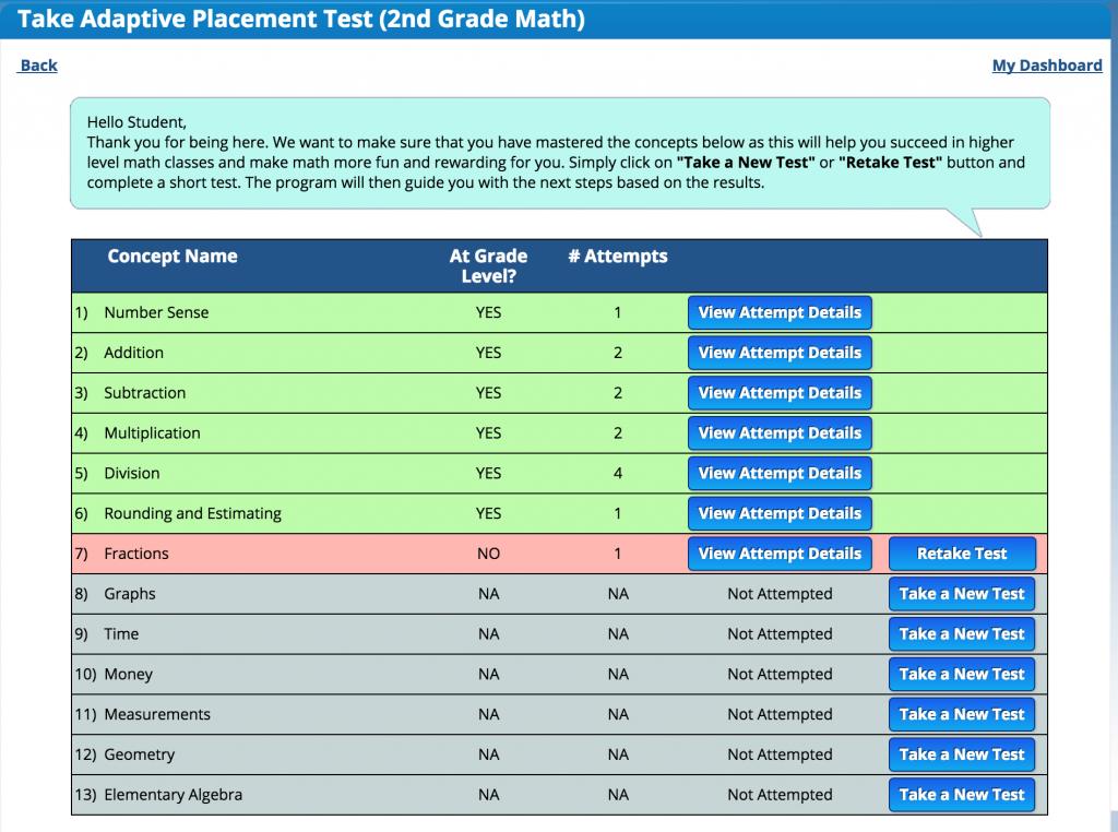 A+ Interactive Math Online Math Curriculum Review
