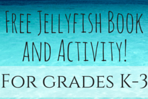 Free Jellyfish Printable Book and Activity