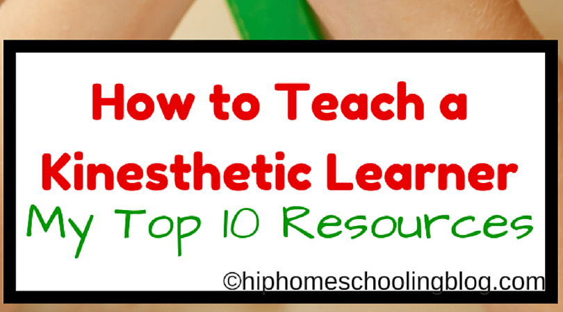 How to Teach a Kinesthetic Learner