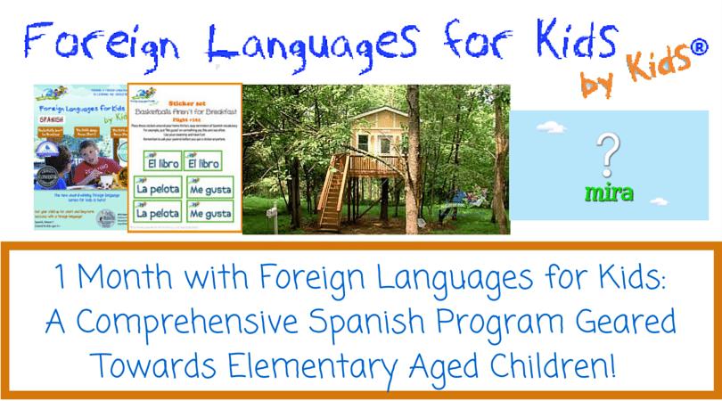 Elementary Spanish that Kids Love
