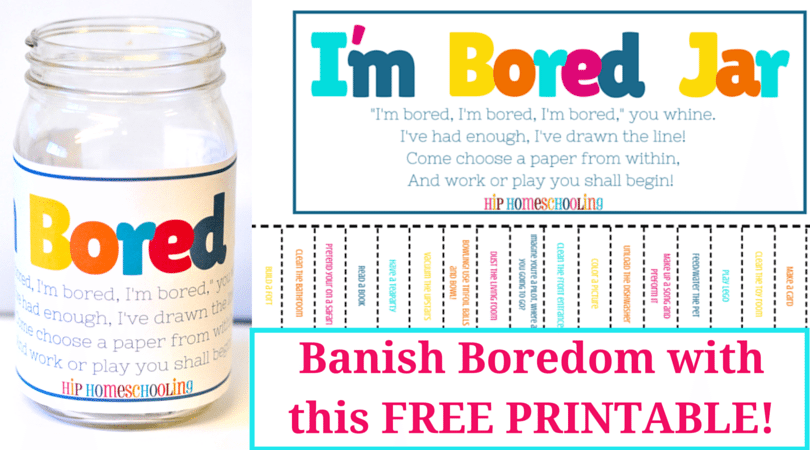 Im Bored Find Out What This Mom Did To Banish Boredom