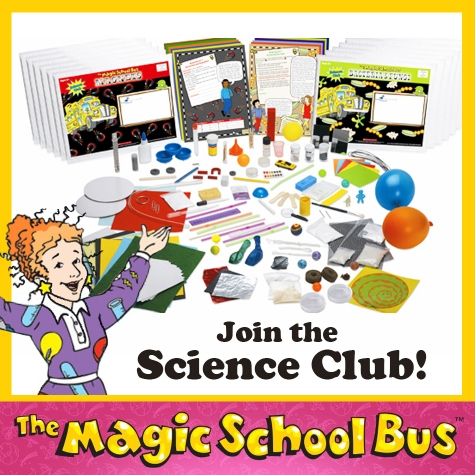 Magic School Bus for visual learners