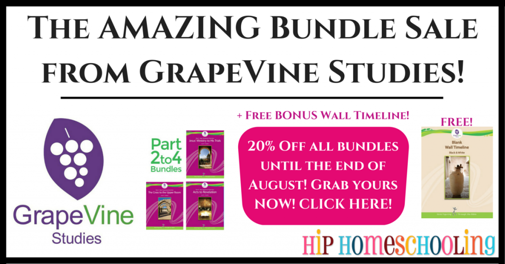GrapeVine Studies Curriculum Review