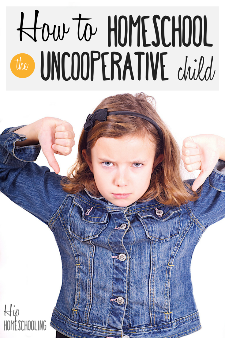 How to Homeschool the Uncooperative Child: what do you do when your child is whining every time you pull out the workbooks? This post is a game changer, full of practical tips! Eduction | Whining | Motvating your Child | Schoolwork
