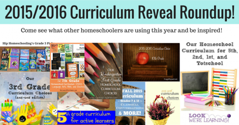 The AMAZING Curriculum Reveal Roundup 2015 and Favorite things Friday # 19