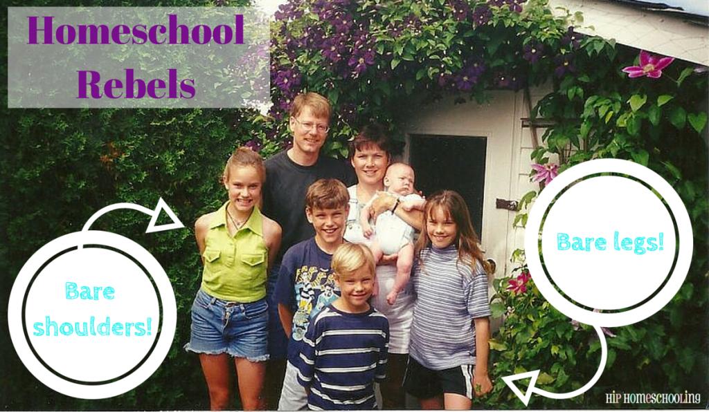 Homeschooled rebels