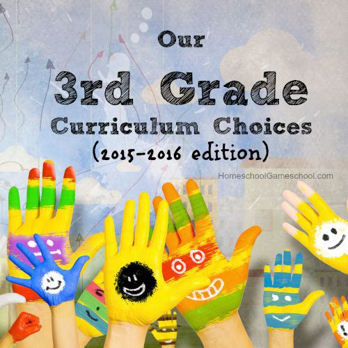 Homeschool Gameschool Curriculum Choices