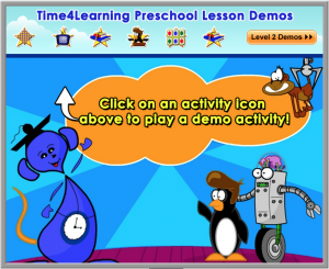 Time4Learning Preschool Curriculum