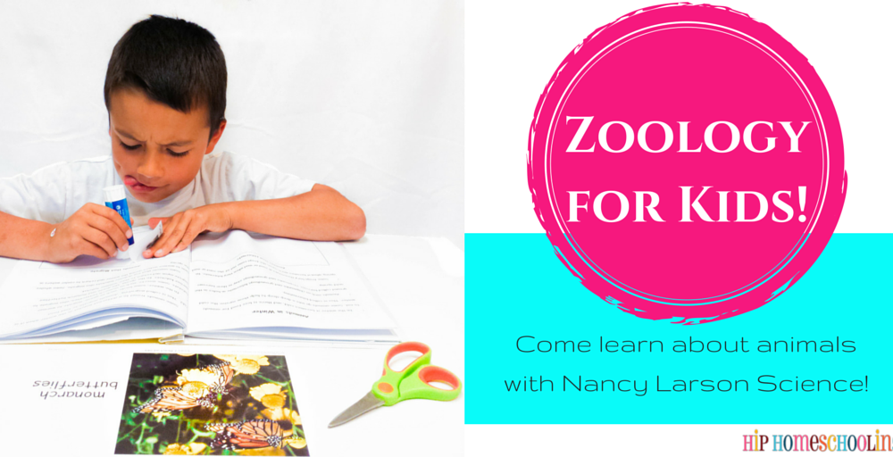 Zoology for Kids with Nancy Larson Science!