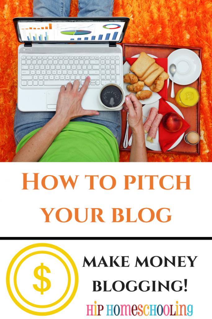 how to pitch your blog