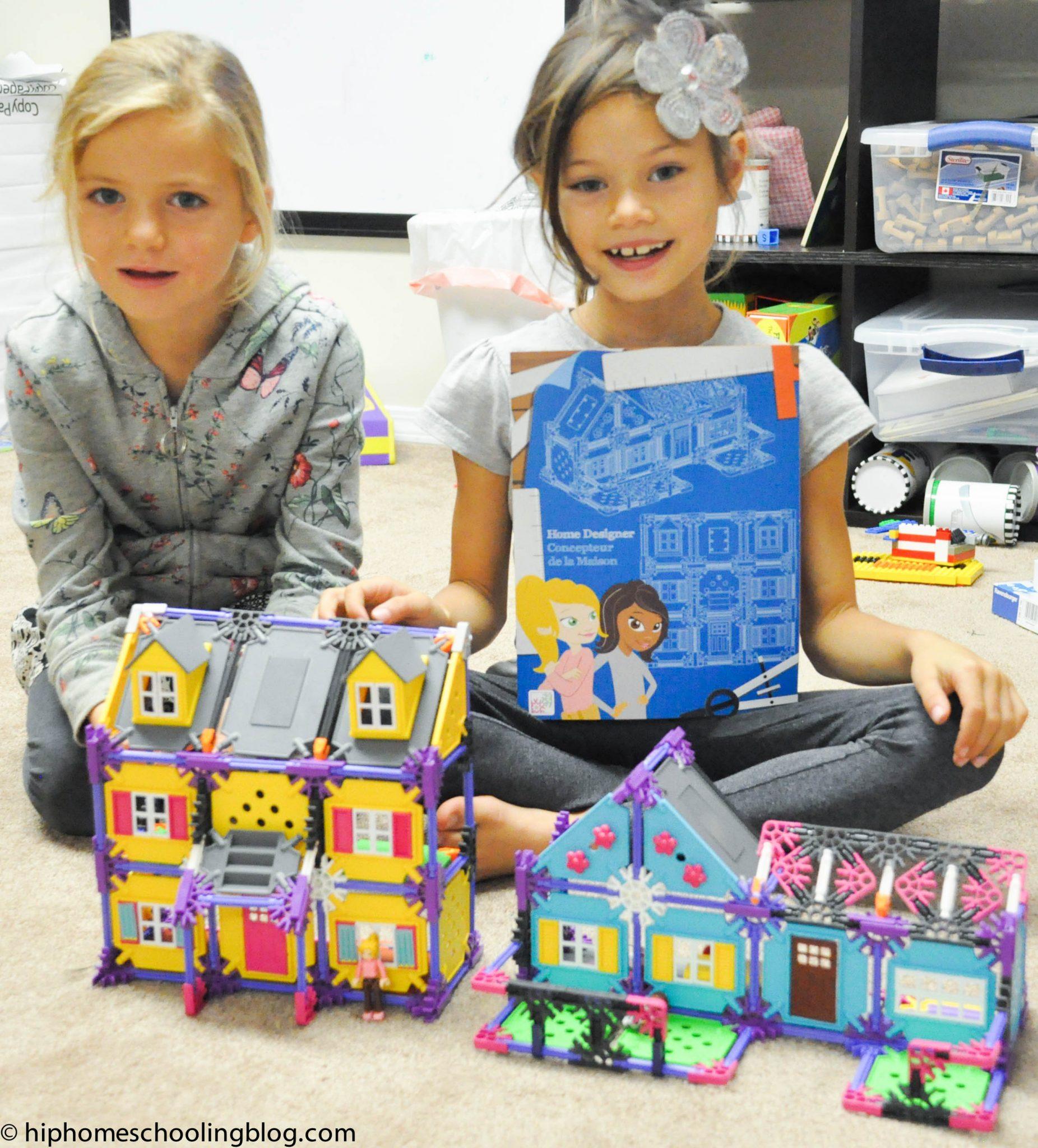 K'NEX Home Designer Building Set Giveaway!