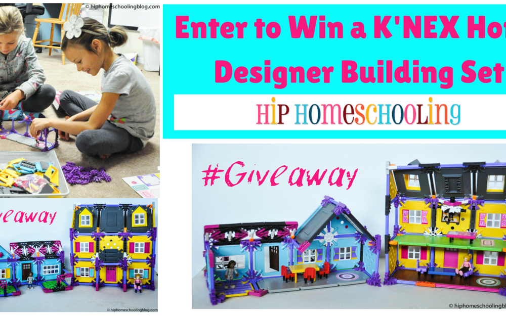 K'NEX Home Designer Building Set Review