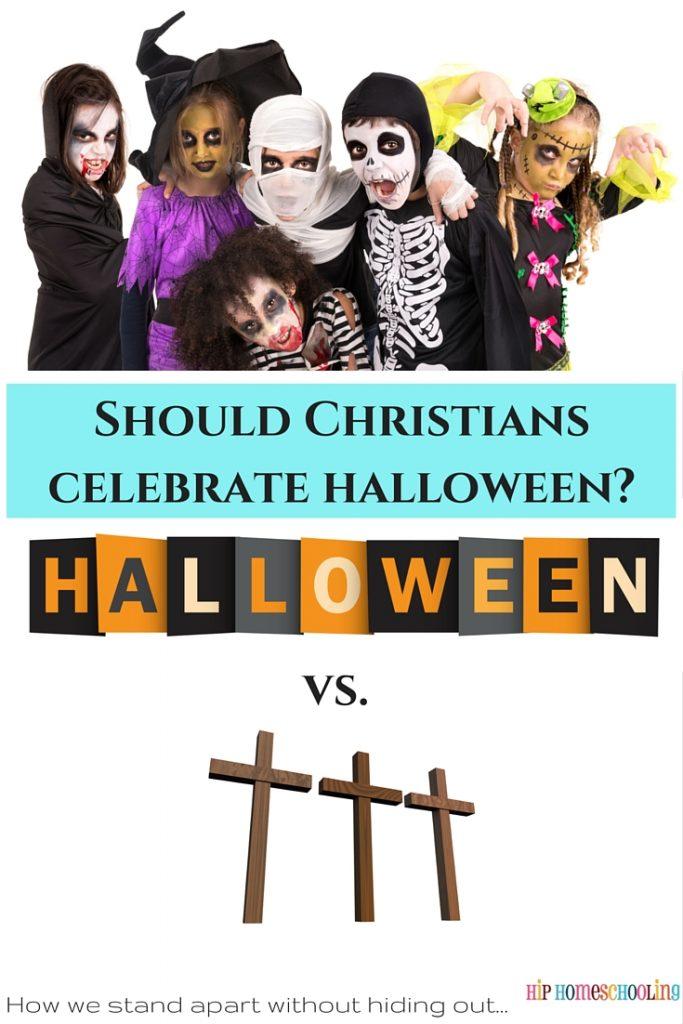 Should Christians Celebrate Halloween? Trick or Retreat?
