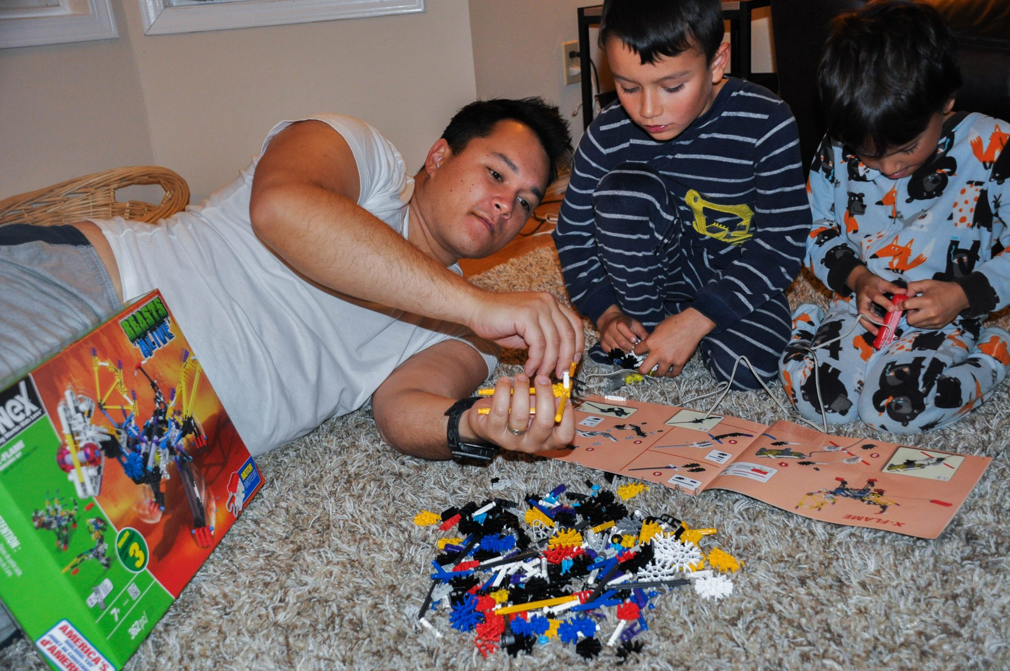 Toys that Teach: K'NEX teaches problem solving skills