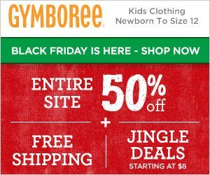 2015 Black Friday Deals at Gymboree