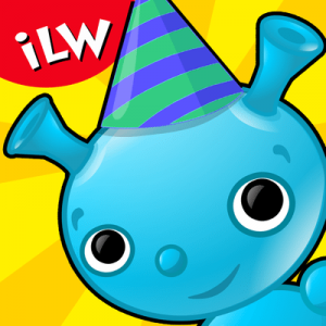 Best Kindergarten Apps: ILW Planet Boing