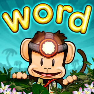 Best Kindergarten Apps: Monkey Word School Adventure