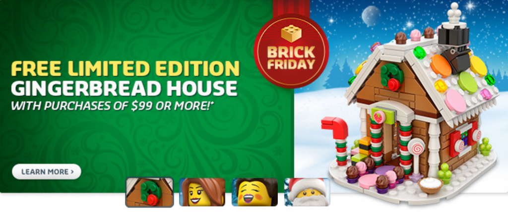2015 Black Friday Deals on LEGO
