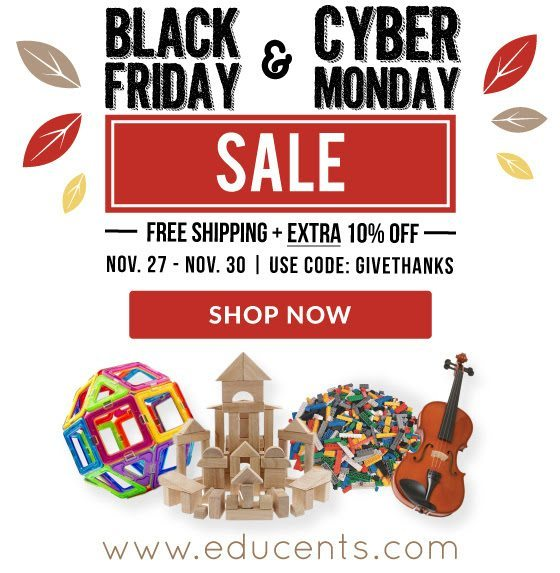 2015 Black Friday Deals at Educents