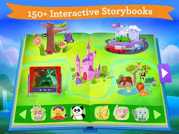 Best Kindergarten Apps: Speakaboo Stories