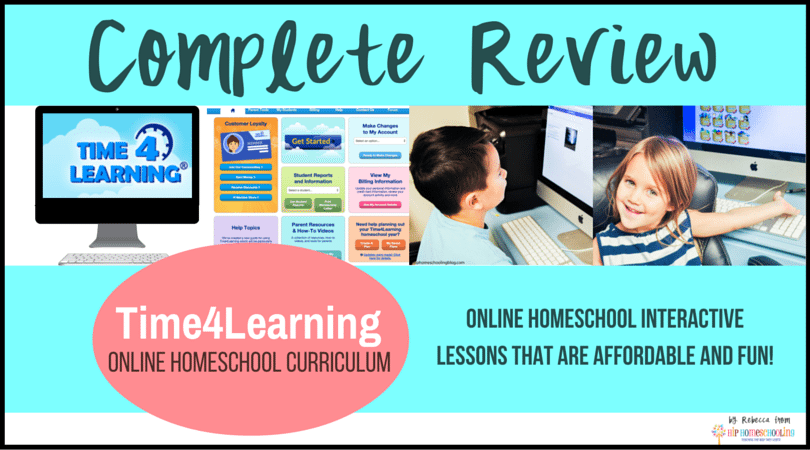 Looking for In-Depth Time4Learning Reviews? Check this out!