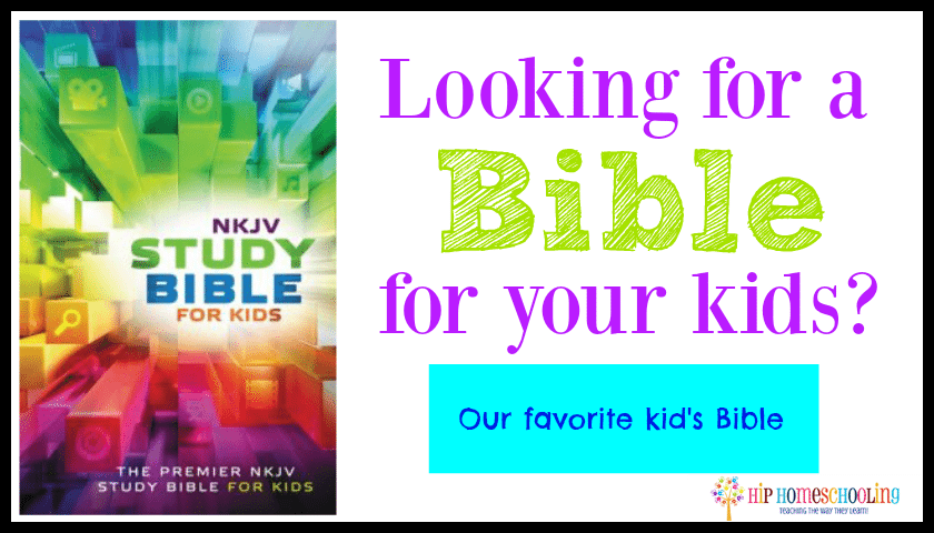 Our Favorite Kids Bible