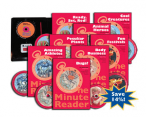 Improve Reading Fluency with One Minute Reader