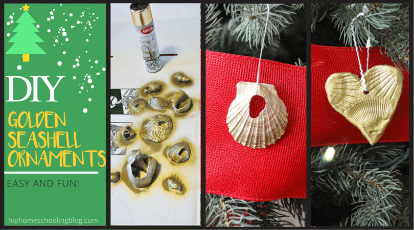 Easy Homemade Christmas Tree Ornaments for Kids in 2 Simple Steps!