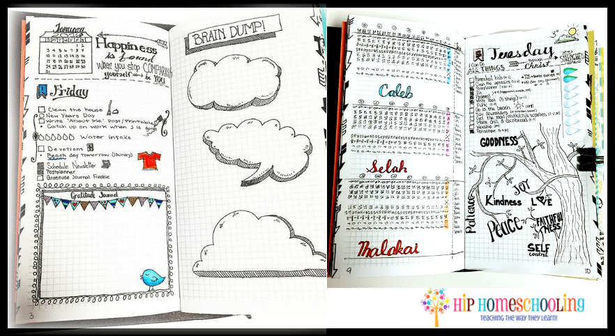 5 Reasons I Bullet Journal