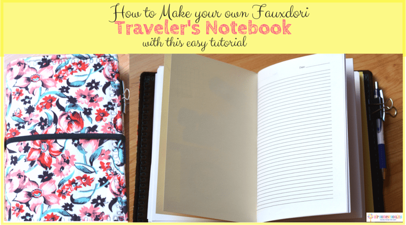 How to Make your own Fauxdori for your kids with this Easy Tutorial!