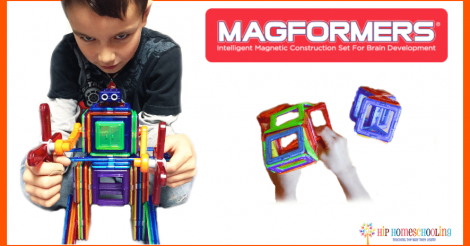 Toys that Teach & Inspire: Magformers Review