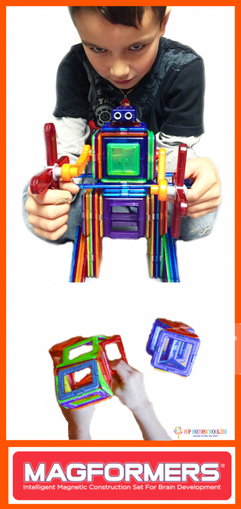 These are SO COOL! Toys that Teach Magformers