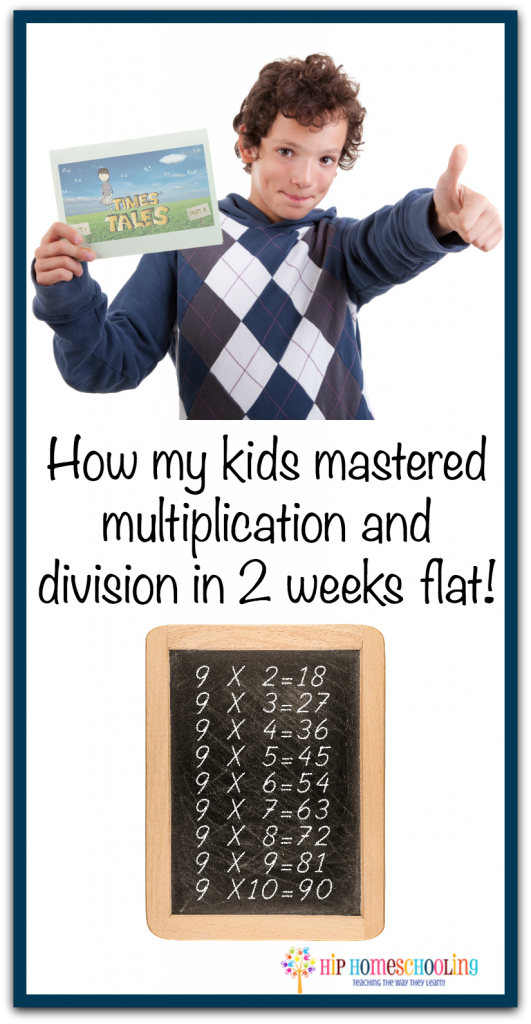 How to teach multiplication in 1 week flat! Check this out!