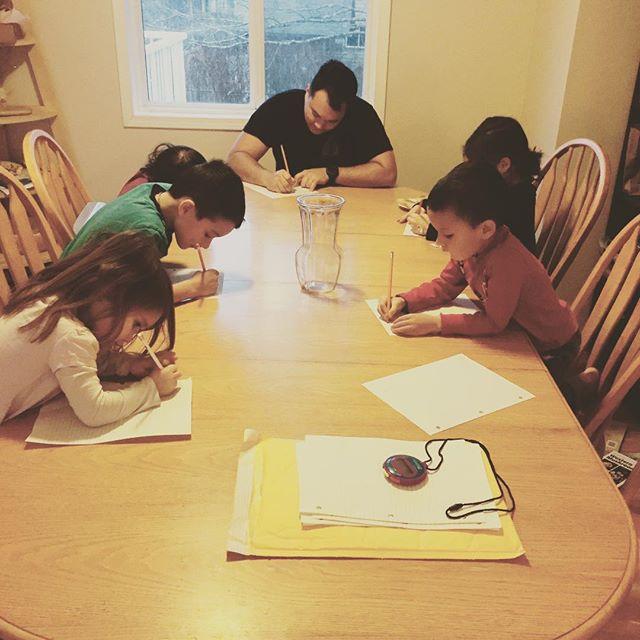 Brave Writer: Family Free Write