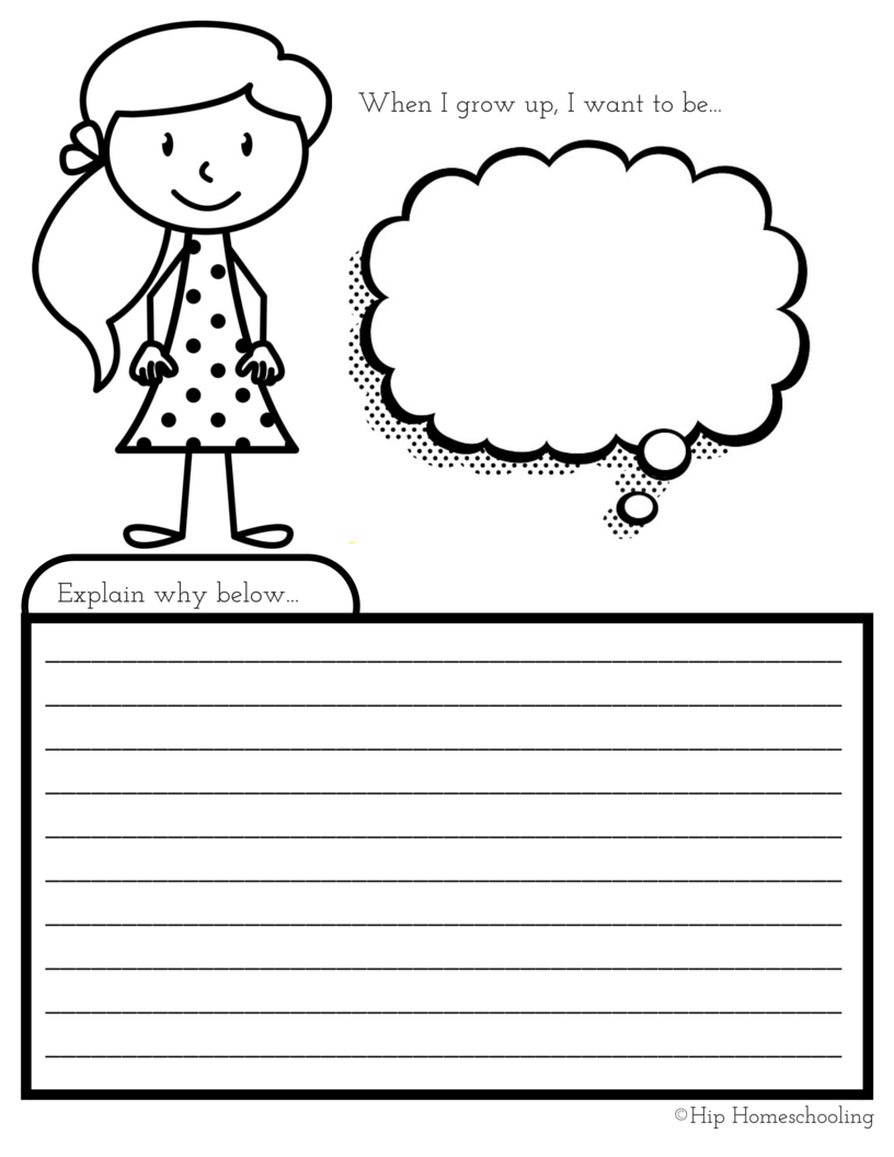 Worksheets Worksheet-book all about me worksheet a printable book for elementary kids worksheets page 5