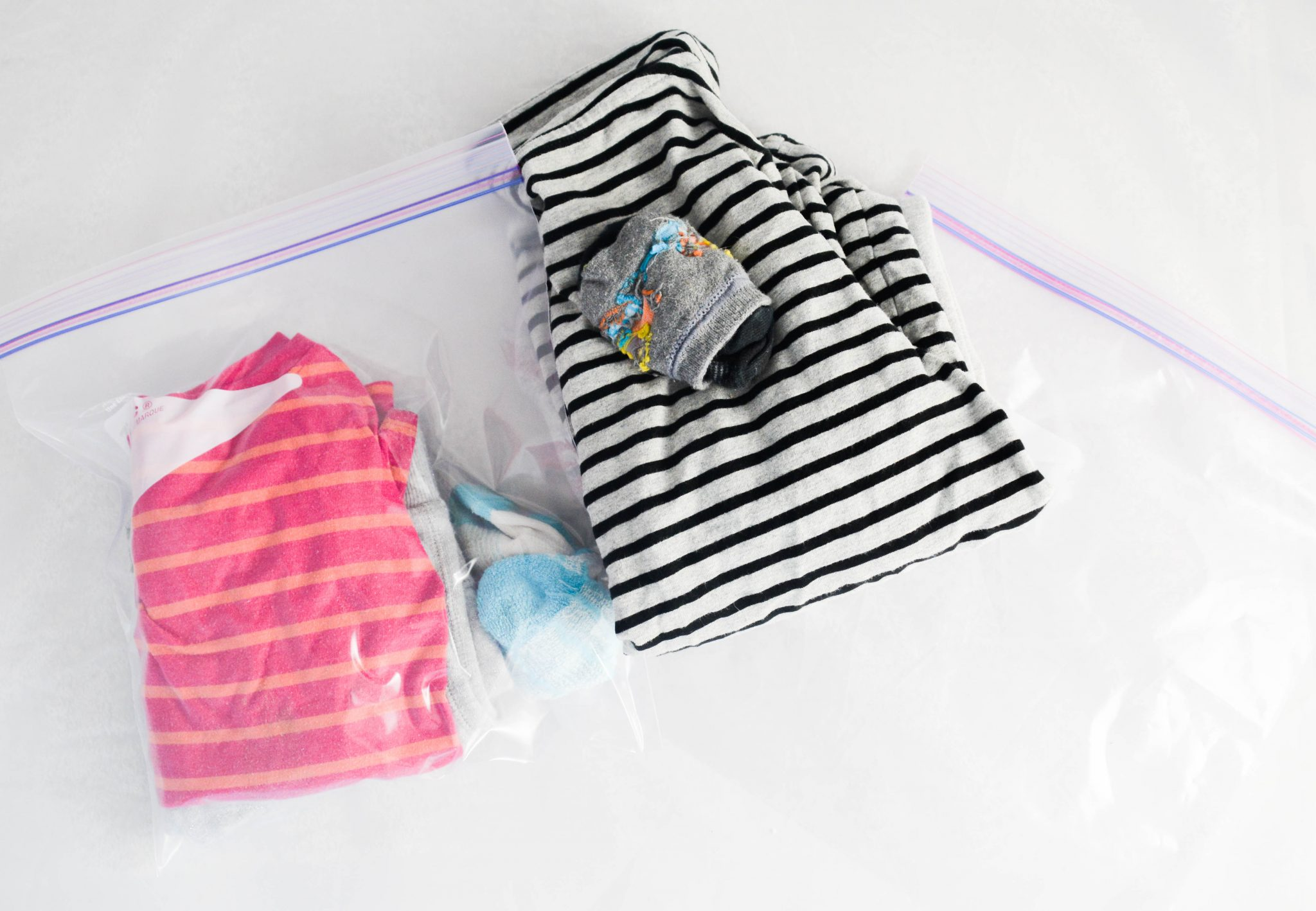 The laundry bag system: tips for doing laundry