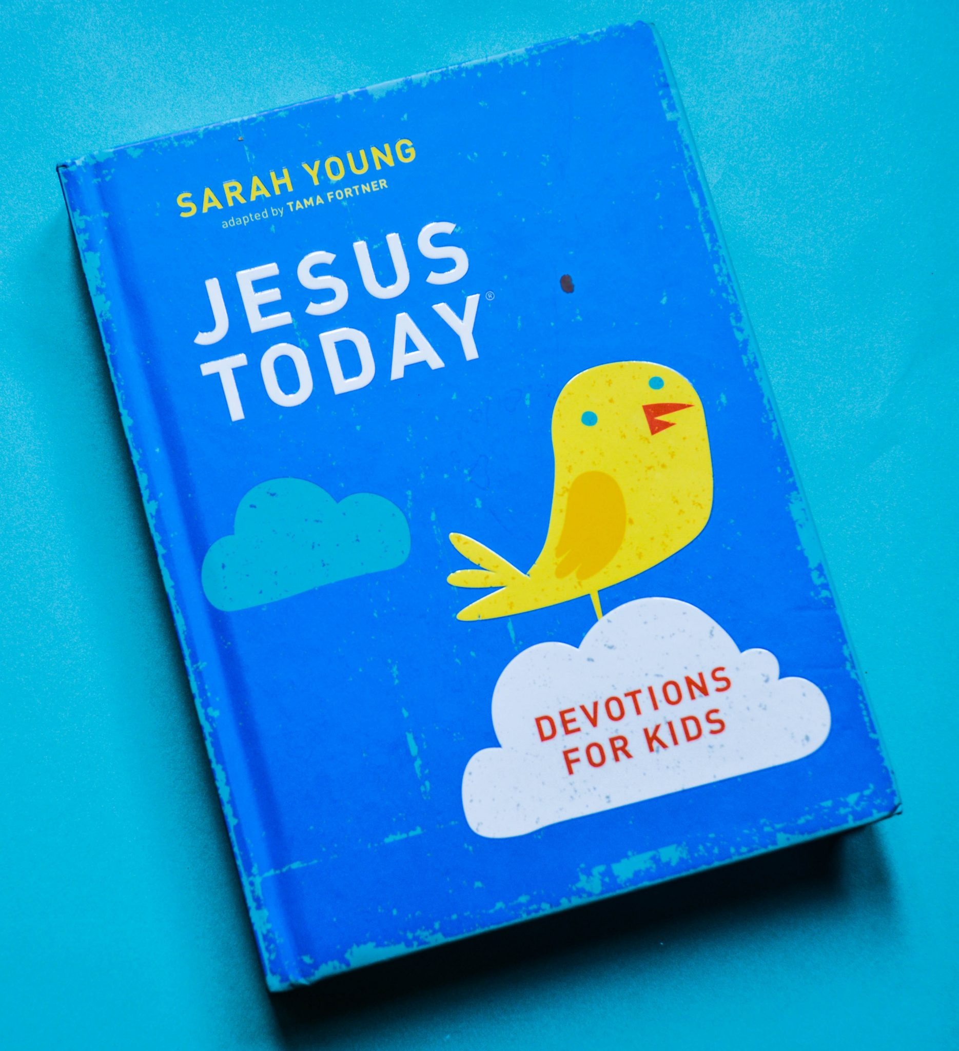 Jesus Today: Devotions for Kids Review
