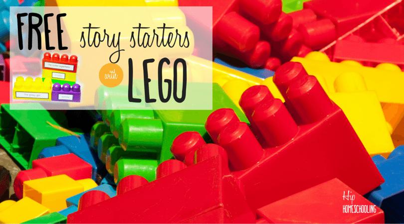 400 Free Lego Brick Creative Writing Prompts