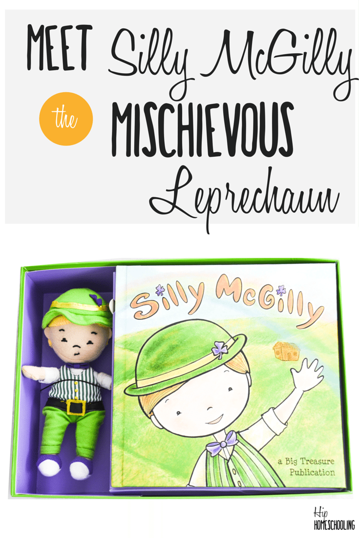 Meet Silly McGilly, this is an adorable Saint Patricks Day tradition! St Patricks Day | Holiday Traditions | Holiday Traditions for Kids