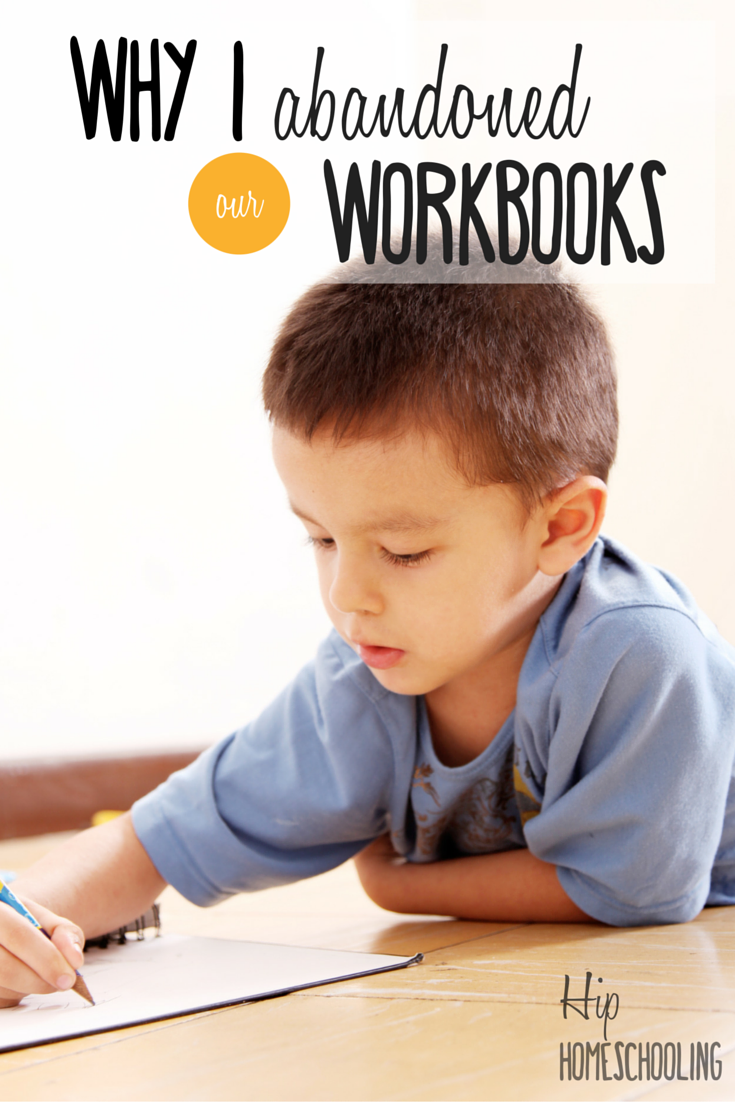 The Day I abandoned my workbooks... for good and adopted the Brave Writer lifestyle! And why I'll never go back! Homeschool | Homeschooling | Writing | Unschooling