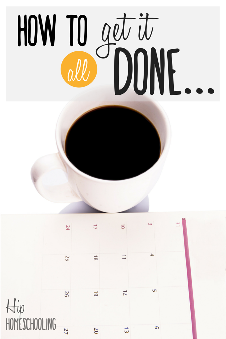 How to plan your day and get it all done with these planner ideas: start checking things off your to do list today!