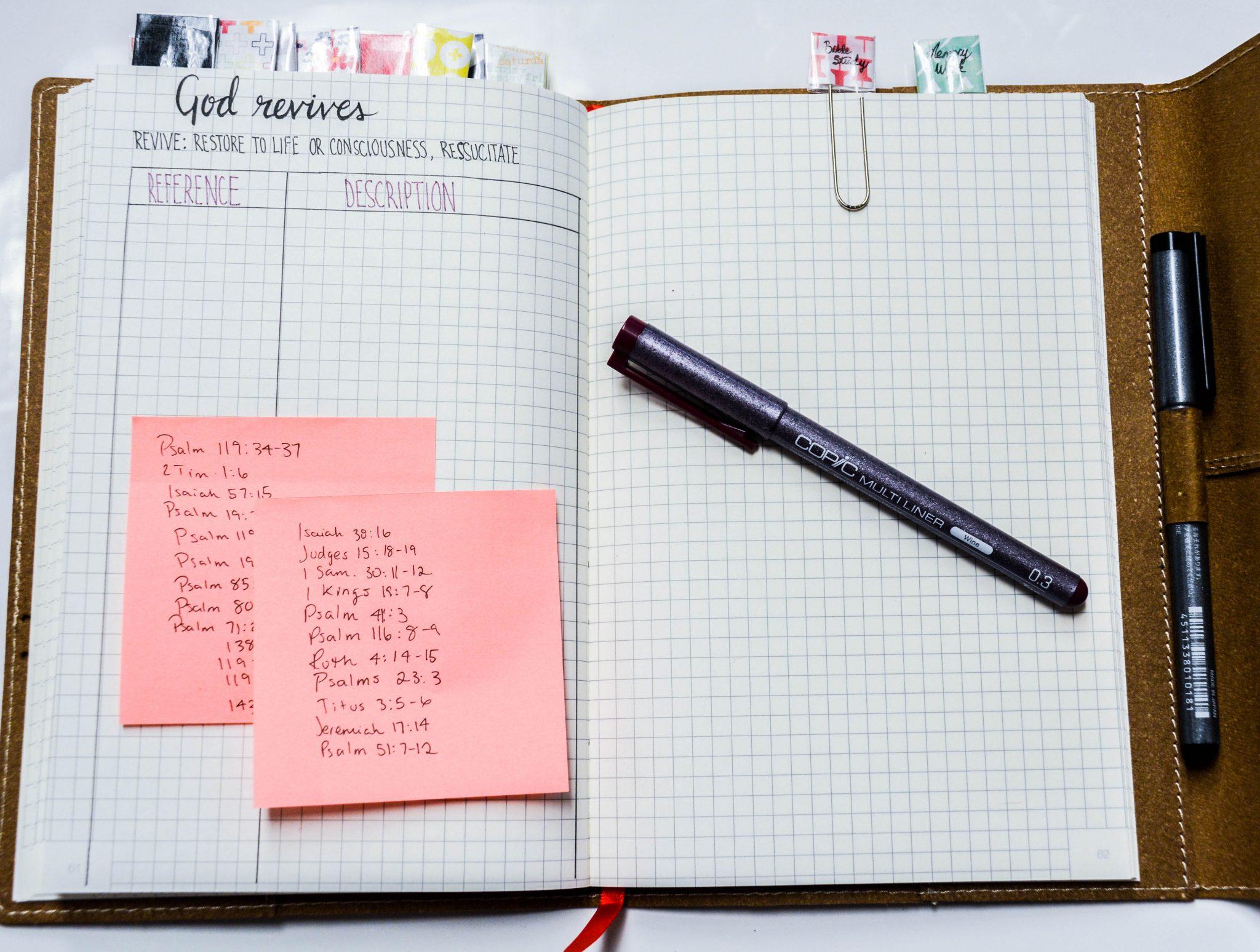Bible Journaling 17 pc pen set