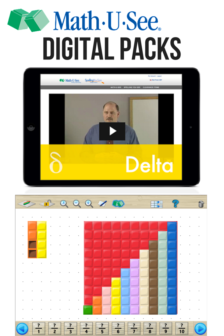 Math U See Review: Now with Digital Resources!