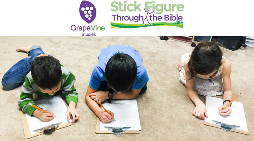 Finally, a Homeschool Bible Curriculum Kids Want to do!