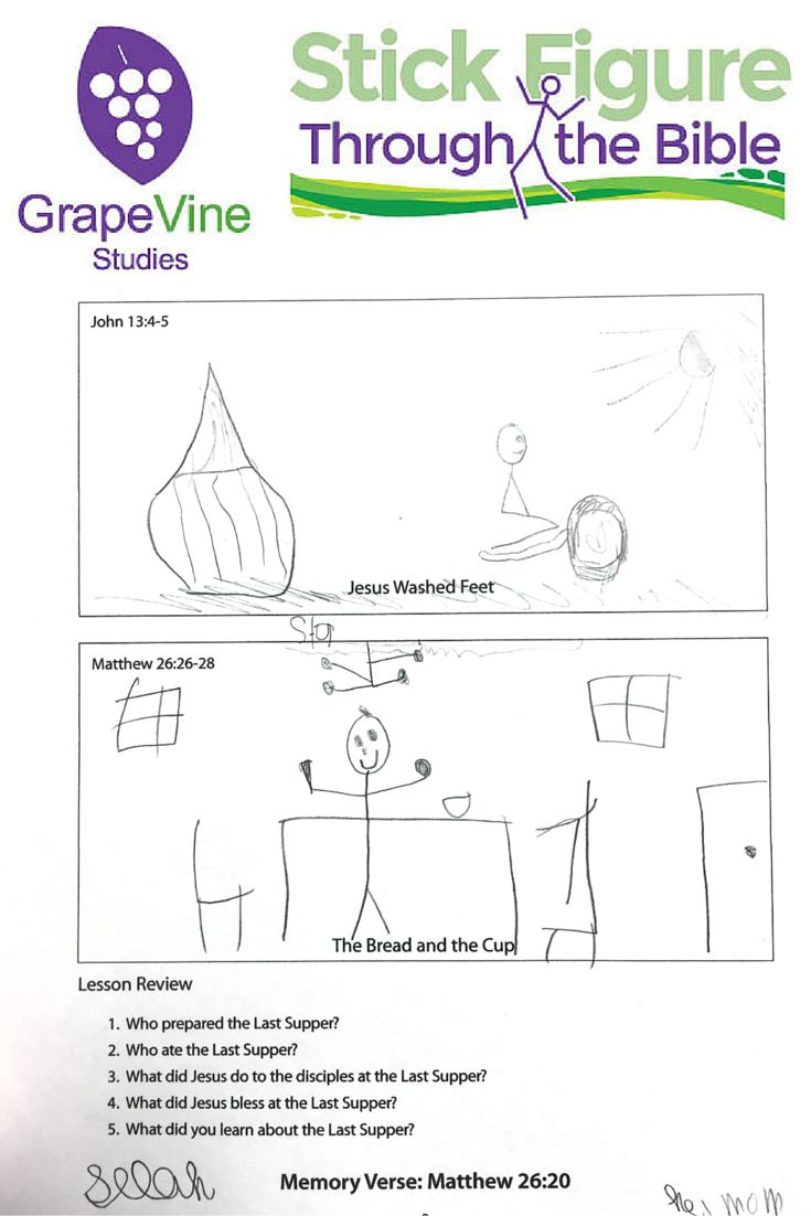Homeschool Bible Curriculum- Grapevine Studies Review. Check this out! Bible Curriculum for Kids | Bible curriculum for Kindergarten | Homeschool bible lessons | Homeschool Bible Study