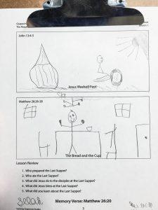 homeschool bible curriculum: Grapevine Studies Review