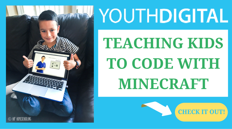 Teaching Kids to Code with Minecraft